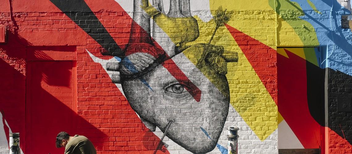 """Пикасо, нашата """"карта на света"""" и не вярвам на очите си"""