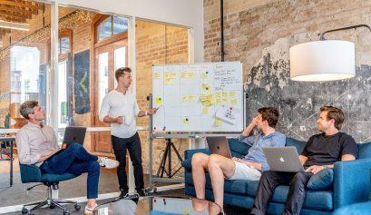 стартиращи предприемачи